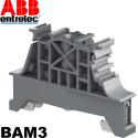 Butée d'arrêt à vis ABB Entrelec BAM3 BAM4 Entrelec