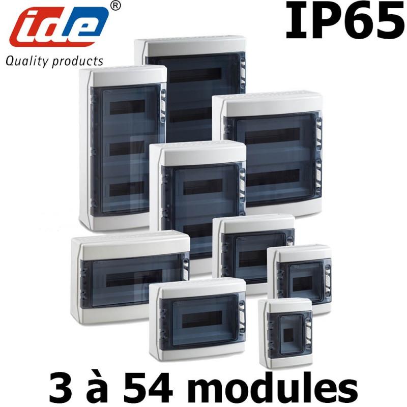 Coffret électrique étanche IP65 IDE Ecology
