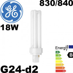 Ampoule Fluo G24-d2 General Electric Biax D 2 broches