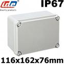 Boitier électrique étanche IP67 - IDE - EL161