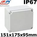Boitier électrique étanche IP67 - IDE - EL171