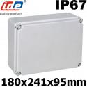 Boitier électrique étanche IP67 - IDE - EL231