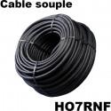 Cable souple industriel HO7RNF