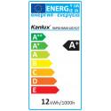 Efficacité énergétique de l'ampoule LED 1000lm