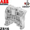 Bloc de jonction ABB ZS16 à vis - 1SNK510010R0000 Entrelec