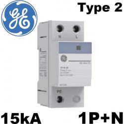 Parafoudre monophasé 15kA Type 2 - General Electric General Electric