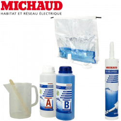Gel isolant électrique Michaud Michaud