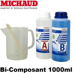 Gel isolant électrique Michaud Michaud