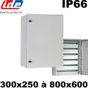Coffret polyester IP66 IDE