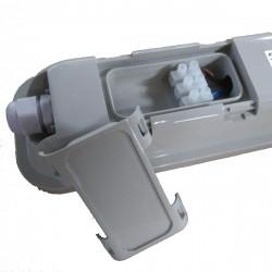 Réglette LED 50W 5250lm - Étanche IP65 (pour l'extérieur)