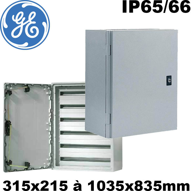 Armoire Electrique Polyester Ip66 General Electric Aria 32 A Aria 108