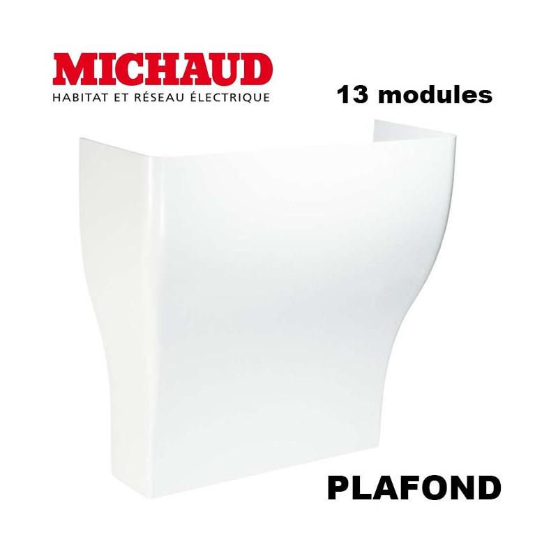 Jonction plafond Goulotte GTL 13 modules MICHAUD Michaud