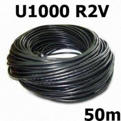 Cable U1000 R2V (bobine de 50 mètre)
