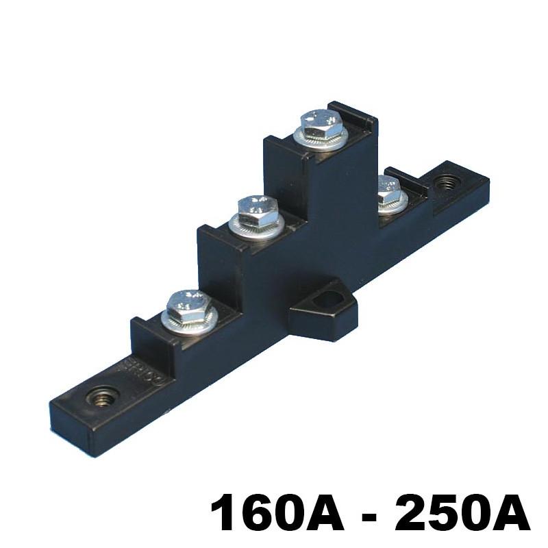 Support Jeu de Barre 160/250A IDE