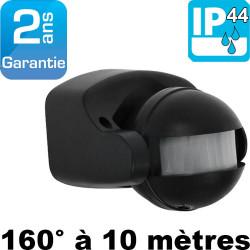 Détecteur de mouvement extérieur IP44 160° ALER-JQ