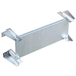 Support de fixation disjoncteur boitier moulé + plaque