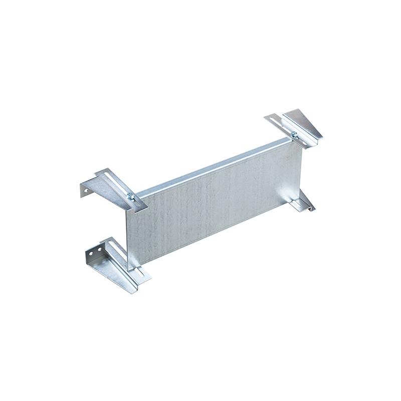Support de fixation disjoncteur boitier moulé + plaque IDE