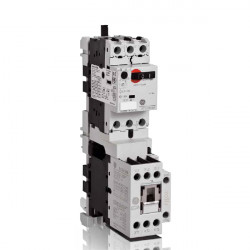 Adaptateur pour raccordement d'un disjoncteur moteur et contacteur ABB ABB