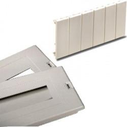Plastron modulaire, obturateur pour coffret et armoire électrique à 2,70€