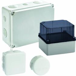 Boite étanche: boite de dérivation plexo et boitier industriel