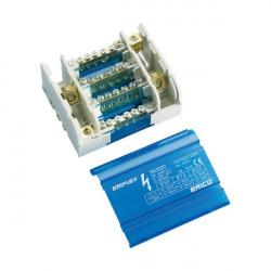 Répartiteur électrique triphasé  ou monophasé à 8,74€
