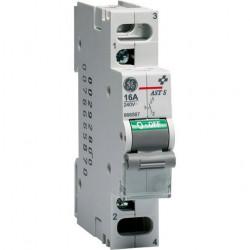 Interrupteur modulaire 16A ou 32A Mono Triphasé ou Tétrapolaire à 6.26€ HT