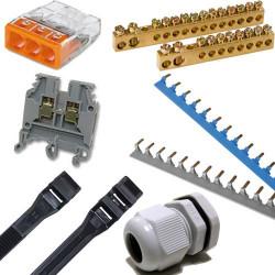 Accessoire câblage coffret électrique ou armoire électrique