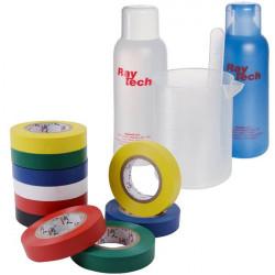 Solution d'isolant électrique: gel isolant, ruban isolant