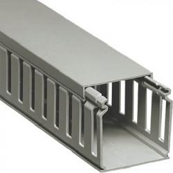 Goulotte de câblage pour armoire électrique