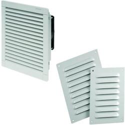 Grille, tamis et ventilateur d'armoire électrique à 6,69€