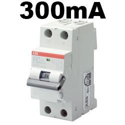 Disjoncteur 300mA et disjoncteur différentiel à 70€