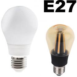 Ampoule LED culot E27 à vis à 2,08€  - Garantie 2 ans