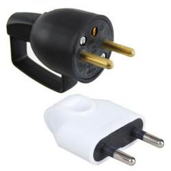 Fiche électrique pour prise électrique certifié NF à 1,75€ HT