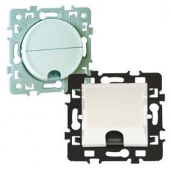 Sorties de câbles - tous types de mécanismes - interrupteur & prise