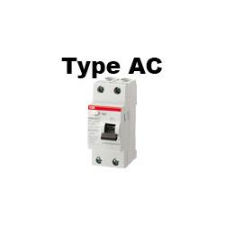 Interrupteur différentiel type AC certifié NF à 19€