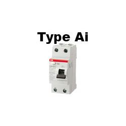 Interrupteur différentiel type AI