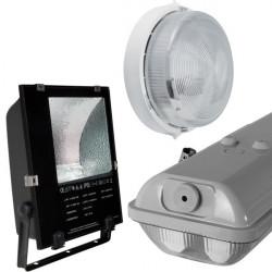 Éclairage extérieur: solution d'éclairage étanche de qualité
