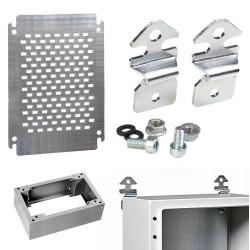 Accessoires compatibles avec les coffrets électrique étanche Argenta