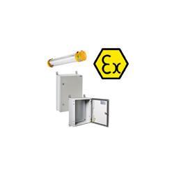Éclairage ATEX, Armoires ATEX pour une sécurité maximale des travailleurs