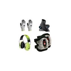 Équipement de protection individuelle : genouillères, portes outils...