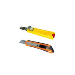 Cutters, lames & ciseaux : l'outillage indispensable sur vos chantiers