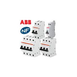 Disjoncteur ABB phase neutre, bipolaire, triphasé, tétra dès 4,25€ HT
