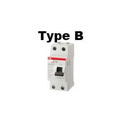 Interrupteur différentiel type B