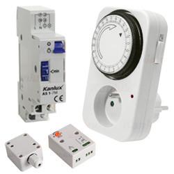 Commandes et accessoires d'éclairage
