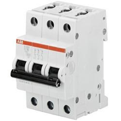 Disjoncteur triphasé tripolaire 3 pôles à 34.48€ certifié NF livré 24h