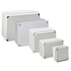 Boites étanches : boites de dérivation plexo et boitiers industriels