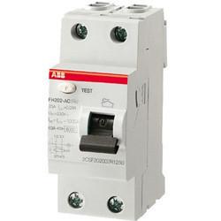 Interrupteur différentiel 30mA en 40A ou 63A à partir de 19,96€