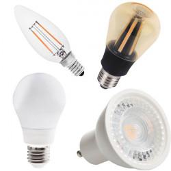 Lampe et ampoule LED à prix grossiste 2,08€ - Garantie 2ans