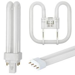 Ampoule fluocompacte et ampoule économique à 2,25€ HT