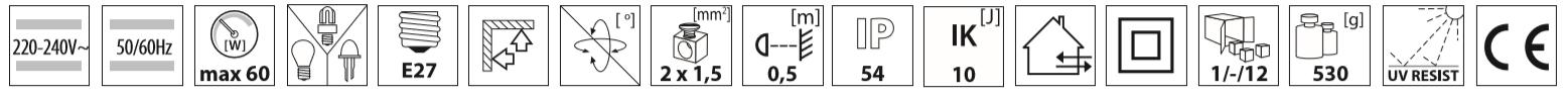 hublot plafonnier etanche caracteristique